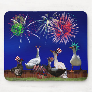 Celebrating Independence Mouse Pad