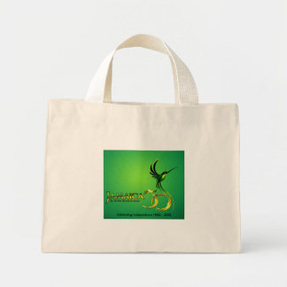 Celebrating Jamaica Independence Tiny Tote Bag