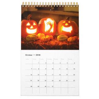 Celebrating Monthly Holidays Calendar