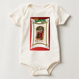 Celebrating Thanksgiving Baby Bodysuit