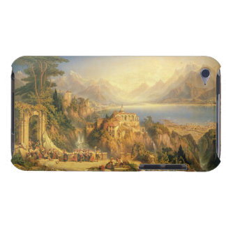 Celebrating the Grape Harvest, Lake Orta, North It iPod Case-Mate Cases