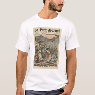 Celebrating the wine harvest in Alsace T-Shirt