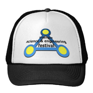 Celebrating Triangle Science Festival Trucker Hat