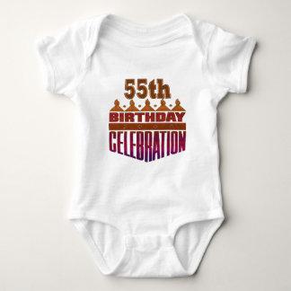 Celebration 55th Birthday Gifts Tee Shirt