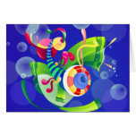Celebration: Abstract Greeting Card