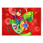 Celebration - Abstract Greeting Card