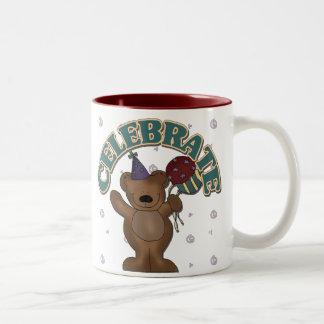 Celebration Bear Mug