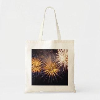 Celebration firework canvas bags