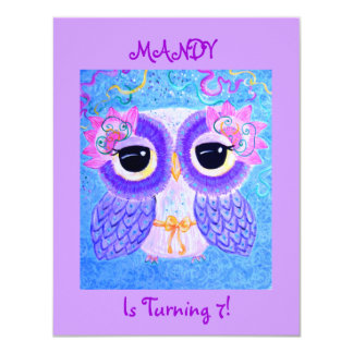 Celebration Of Life (Birthday Night Pyjamas Party) Card