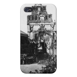 Celebration of the 500 year anniversary case for the iPhone 4