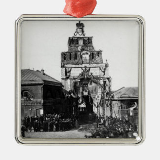 Celebration of the 500 year anniversary christmas ornament