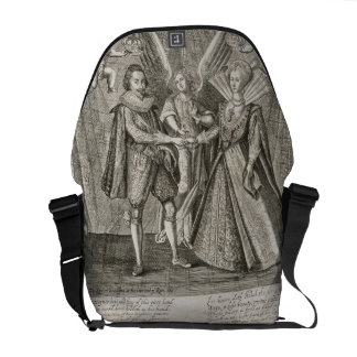 Celebration of the Marriage of James VI and I (156 Courier Bags