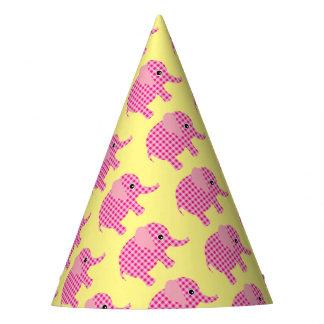 Celebration Party Whimsical Elephant Party Hat