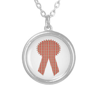 Celebration RIBBON: Motivation Tool Coach Mentor Custom Necklace