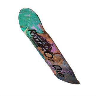 Celebration Ride Or Die Skateboard Deck