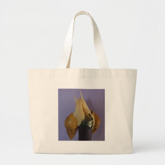 Celebration Snails Large Tote Bag
