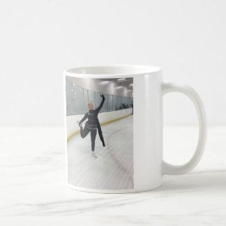 Celebrity Figure Skater Ishah Laurah Wright Coffee Mug