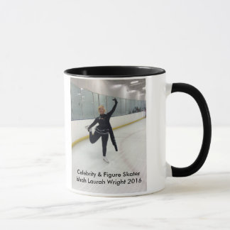 Celebrity & Figure Skater Ishah Laurah Wright Mug