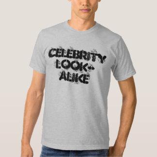 Celebrity Look-Alike T-Shirt