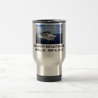 celebrity Reflection TA Travel Mug