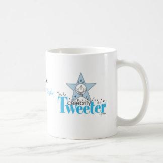 Celebrity Tweeter fan mug