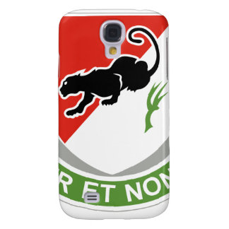 CELER ET NON VISI Swift and Unseen army Galaxy S4 Case