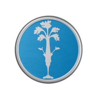 'Celery Charles' Logo Bumpster Speaker