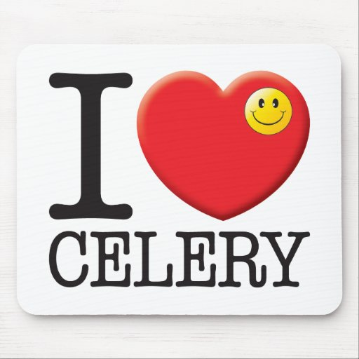 Celery Mouse Pad