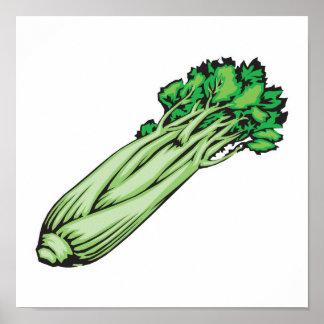 celery poster