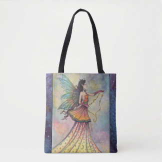 Celestarra Fairy Fantasy Art by Molly Harrison Tote Bag