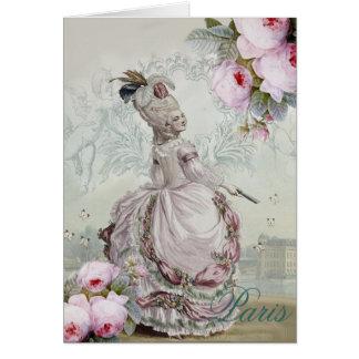 CÉLESTE Happy Birthday Greeting Card