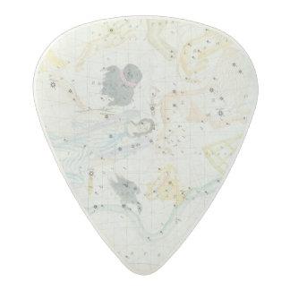 Celestial Atlas 2 Acetal Guitar Pick