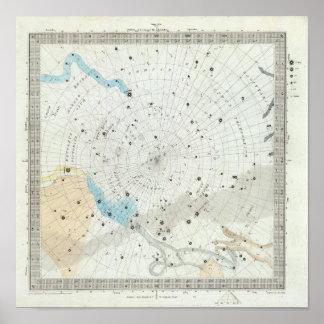Celestial Atlas 3 Poster