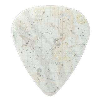 Celestial Atlas 4 Acetal Guitar Pick