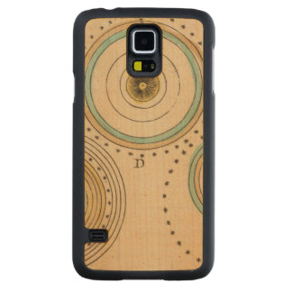 Celestial Atlas 6 Carved Maple Galaxy S5 Case