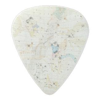 Celestial Atlas Acetal Guitar Pick