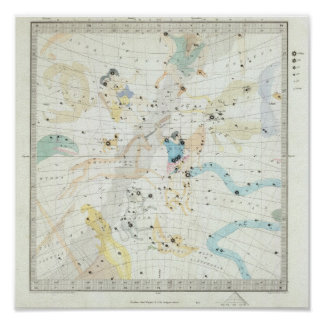 Celestial Atlas Poster