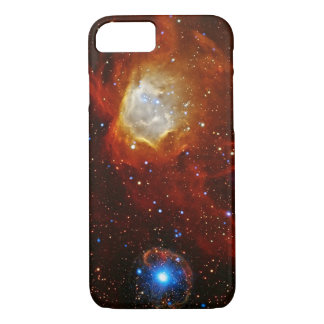 Celestial Bauble - Nebula N90 and Pulsar SXP1062 iPhone 8/7 Case