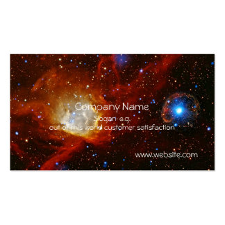 Celestial Bauble - Nebula N90 and Pulsar SXP1062 Pack Of Standard Business Cards