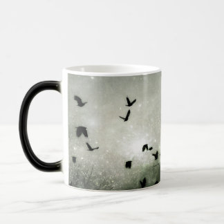 Celestial Birds Magic Mug
