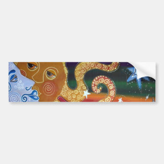 Celestial Bumper Sticker