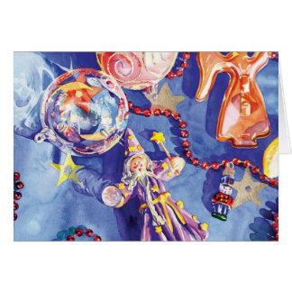 Celestial Christmas Card