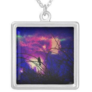 Celestial Crow Necklace