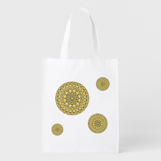 Celestial Day Reusable Grocery Bag