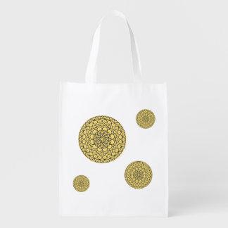 Celestial Day Reusable Grocery Bag
