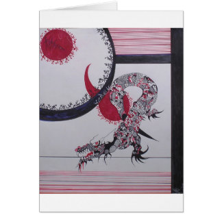Celestial Dragon Card