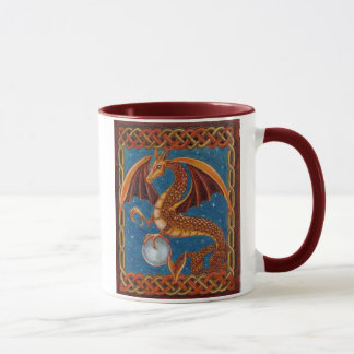 Celestial Dragon Coffee Mug