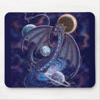 Celestial Dragon Mouse Mat