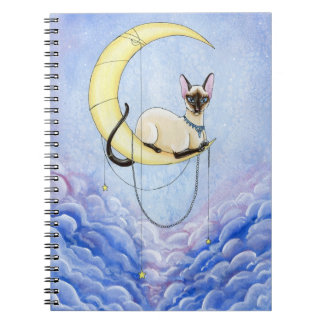 Celestial Dreamer Spiral Notebook