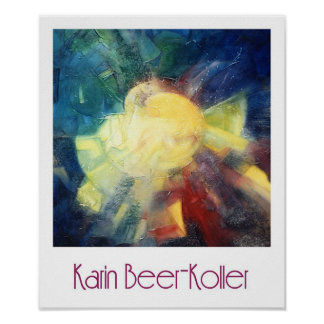 Celestial Engagement Poster